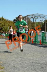 half marathon Amy